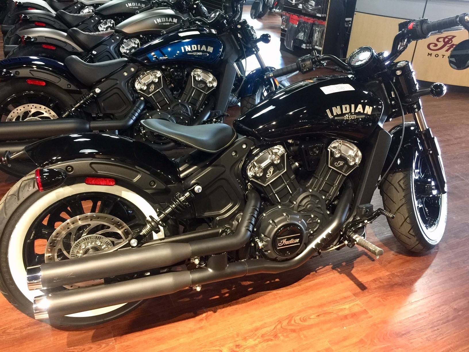2019 Indian Scout® Bobber ABS in Hollister, California - Photo 5