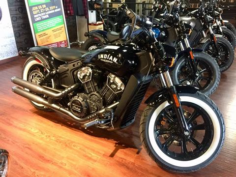 2019 Indian Scout® Bobber ABS in Hollister, California - Photo 4