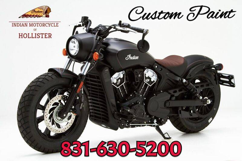 2019 Indian Scout Bobber ABS for sale 44373