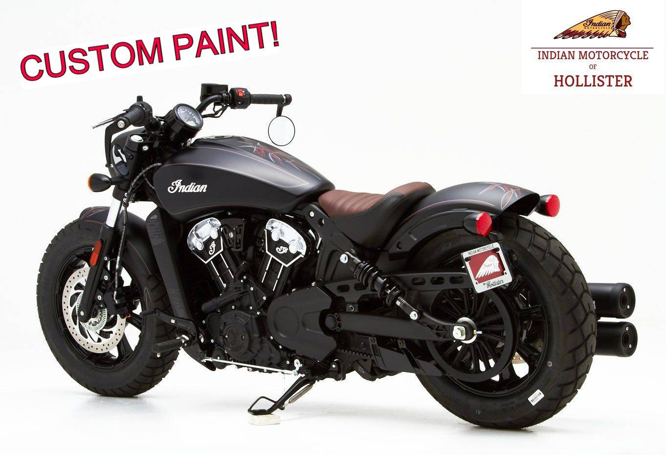 2019 Indian Scout Bobber ABS for sale 154940