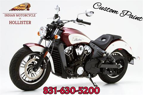 2018 Indian Scout® in Hollister, California