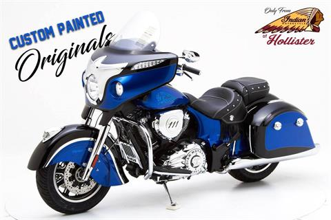 2020 Indian Chieftain® Classic in Hollister, California - Photo 4