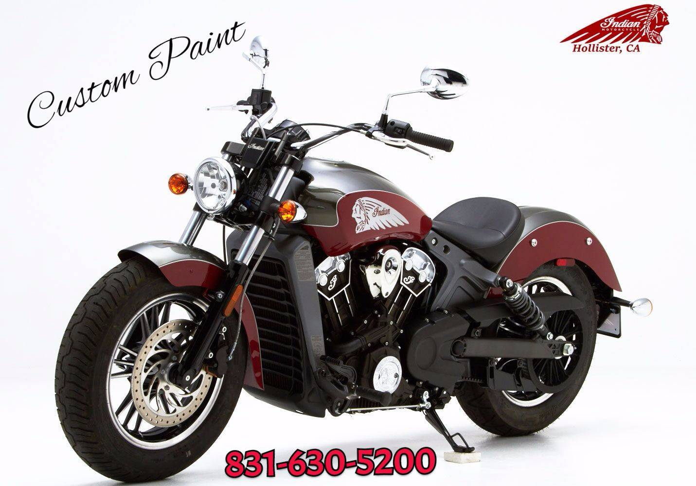 2017 Indian Scout for sale 475