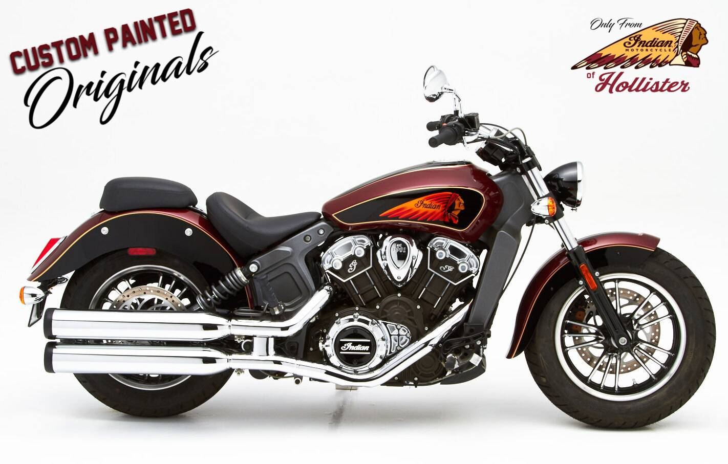 2020 Indian Scout® ABS in Hollister, California - Photo 6
