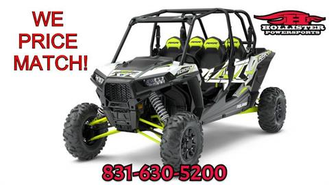 2018 Polaris RZR XP 4 1000 EPS in Hollister, California
