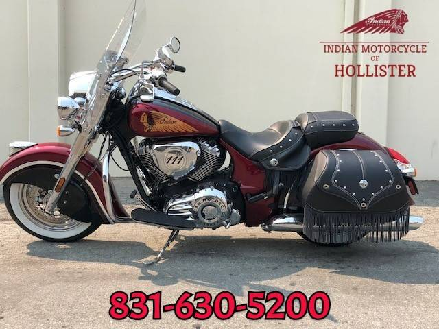 2019 Indian Chief® Vintage ABS in Hollister, California - Photo 1