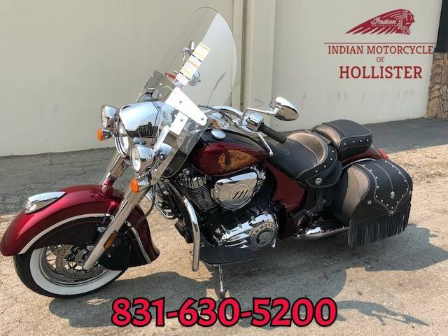 2019 Indian Chief® Vintage ABS in Hollister, California - Photo 5
