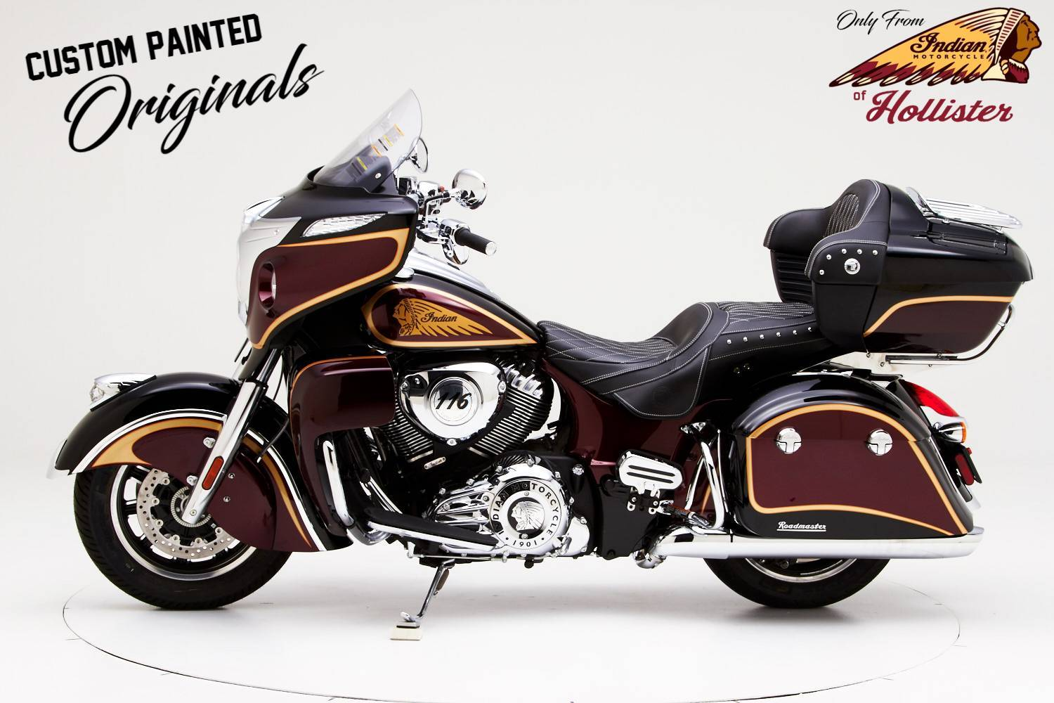 2021 Indian Roadmaster® in Hollister, California - Photo 1