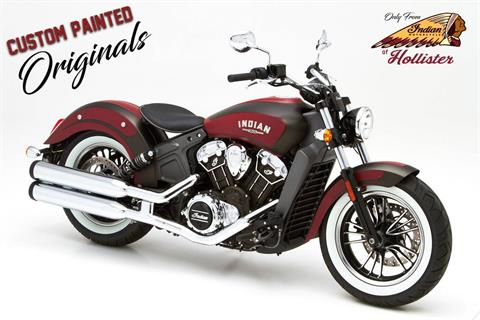 2021 Indian Scout® ABS in Hollister, California - Photo 5