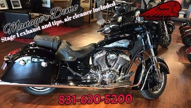 2017 Indian Chieftain for sale 1770