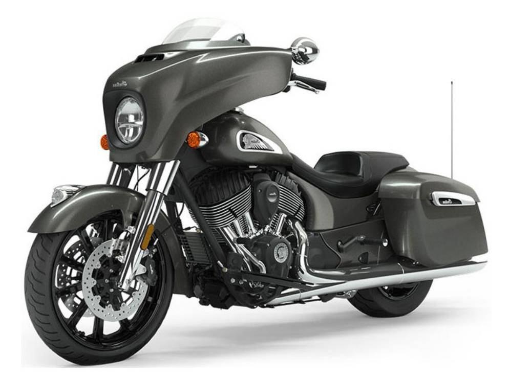 2019 Indian Chieftain® ABS in Hollister, California - Photo 1