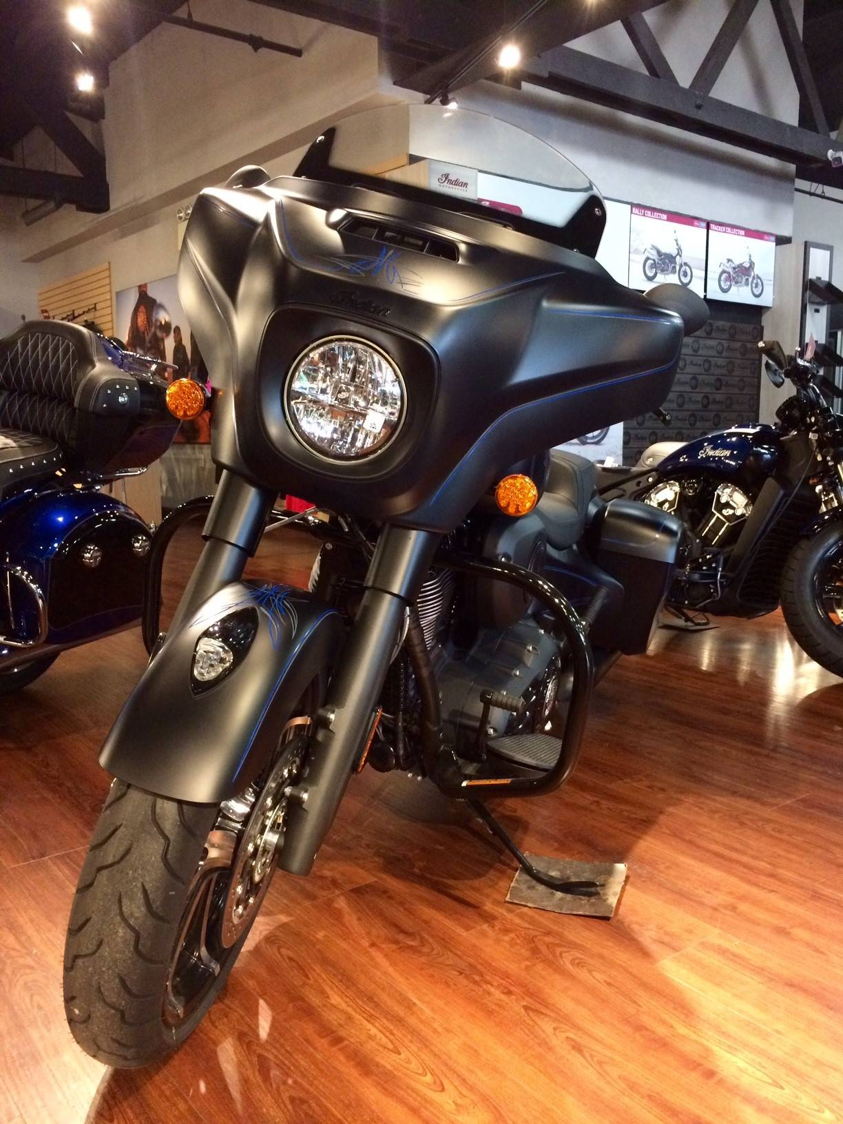 2019 Indian Chieftain Dark Horse® ABS in Hollister, California - Photo 5