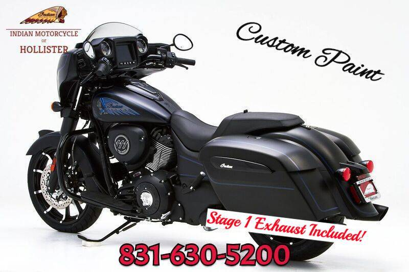 2019 Indian Chieftain Dark Horse® ABS in Hollister, California - Photo 3