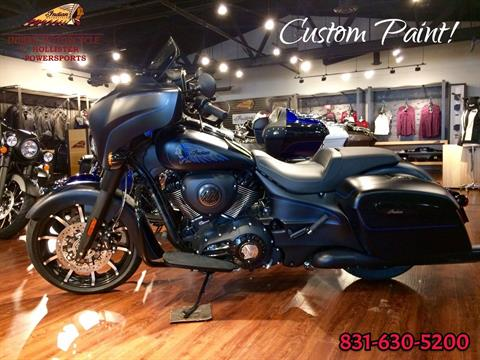 2019 Indian Chieftain Dark Horse® ABS in Hollister, California - Photo 4
