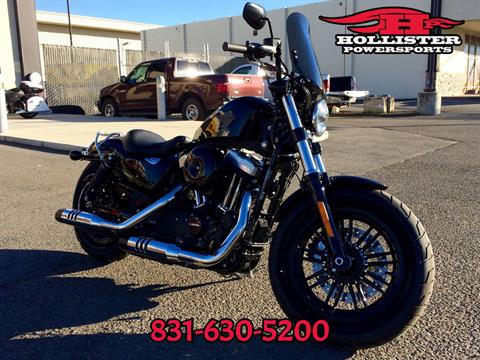 2017 Harley-Davidson Forty-Eight in Hollister, California