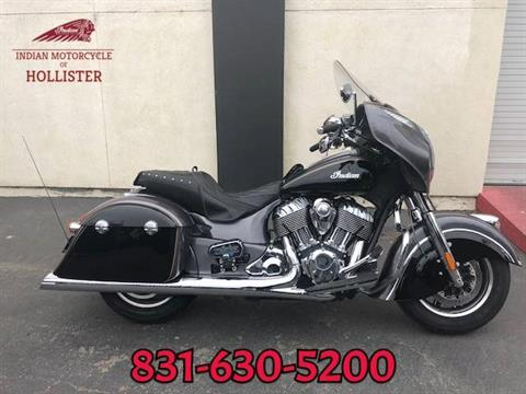 2016 Indian Chieftain® in Hollister, California
