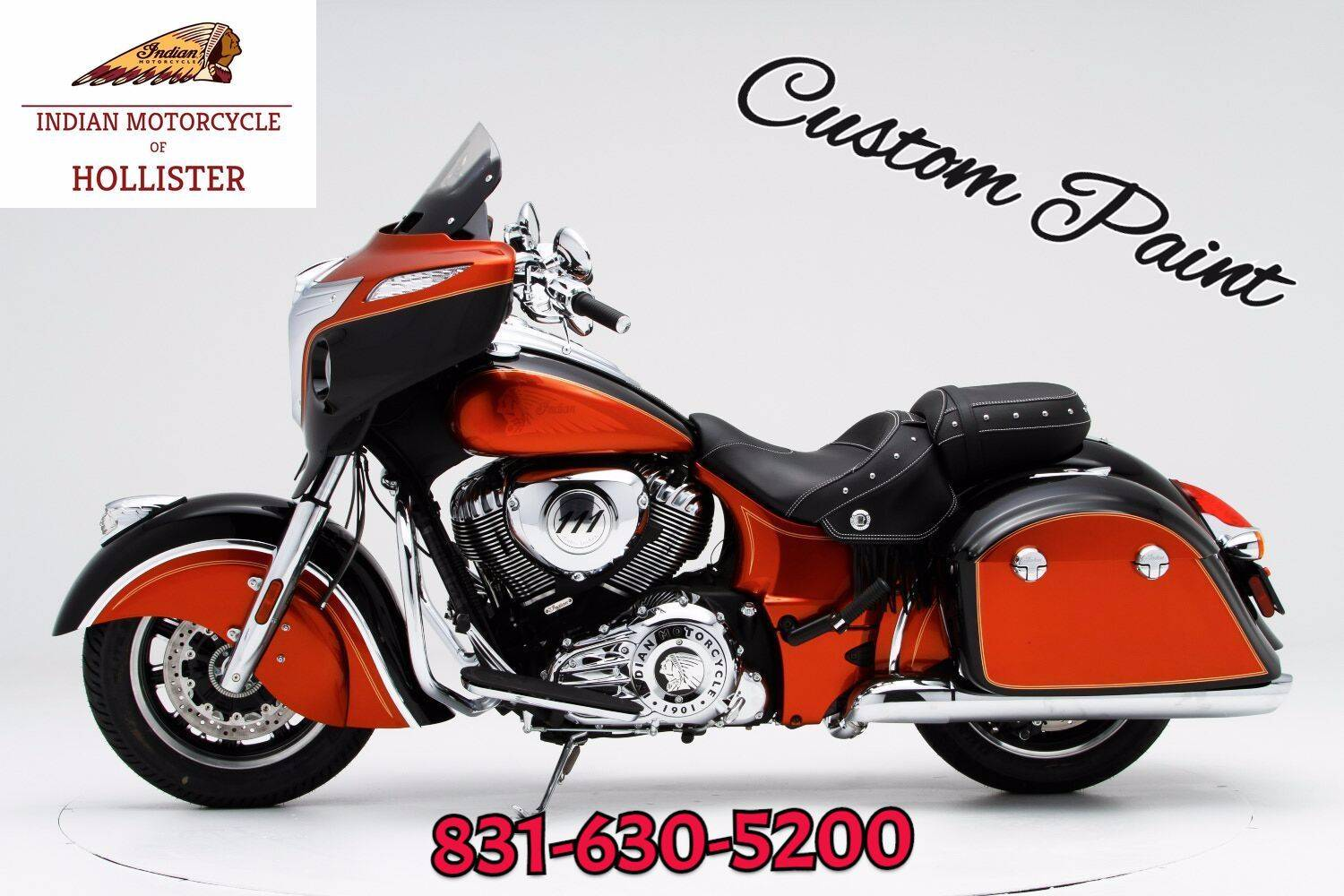 2019 Indian Chieftain® ABS in Hollister, California
