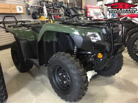 2020 Honda FourTrax Rancher 4x4 in Hollister, California - Photo 1