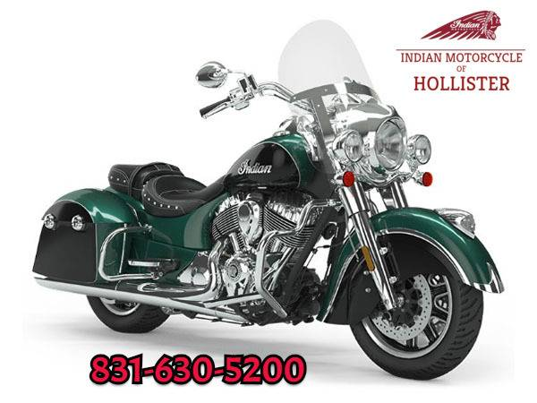 2019 Indian Springfield® ABS in Hollister, California - Photo 1