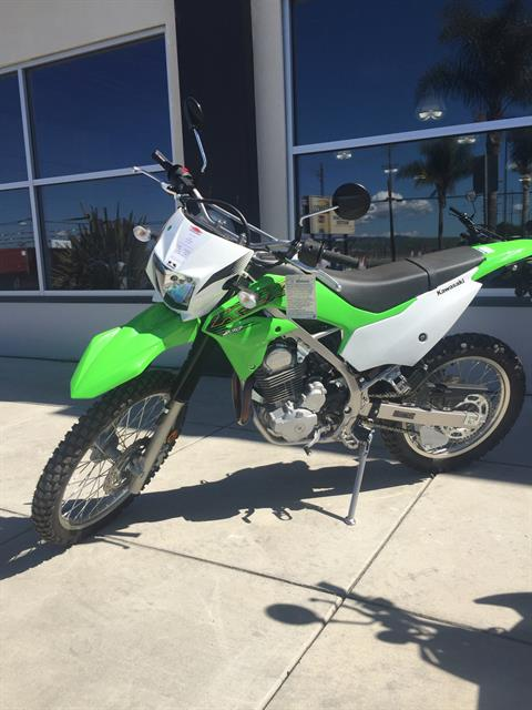2020 Kawasaki KLX 230 in Hollister, California - Photo 1