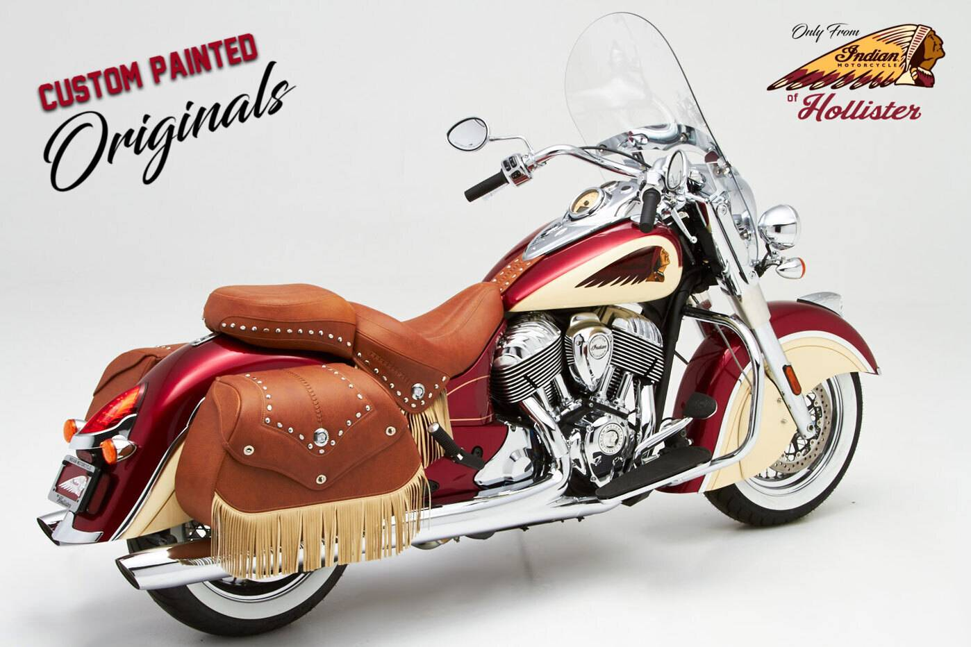 2020 Indian Chief® Vintage ABS in Hollister, California - Photo 8