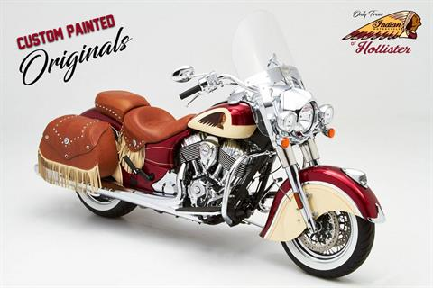 2020 Indian Chief® Vintage ABS in Hollister, California - Photo 6