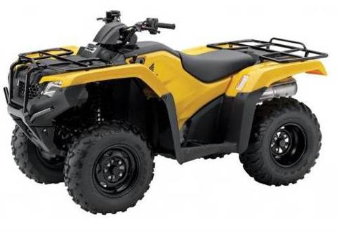 2018 Honda FourTrax Rancher 4x4 AT IRS EPS in Hollister, California
