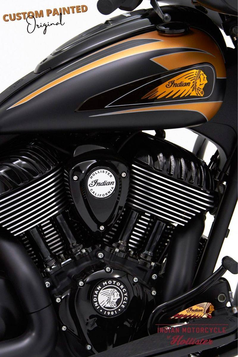 2021 Indian Chieftain® Dark Horse® in Hollister, California - Photo 5