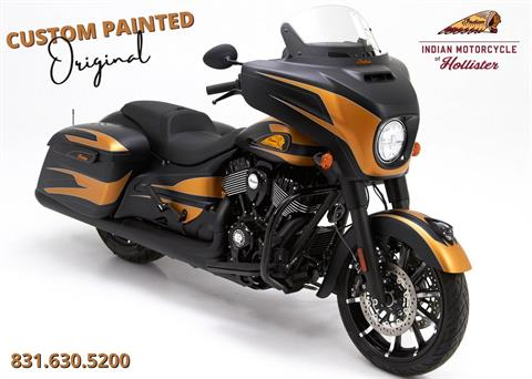 2021 Indian Chieftain® Dark Horse® in Hollister, California - Photo 2