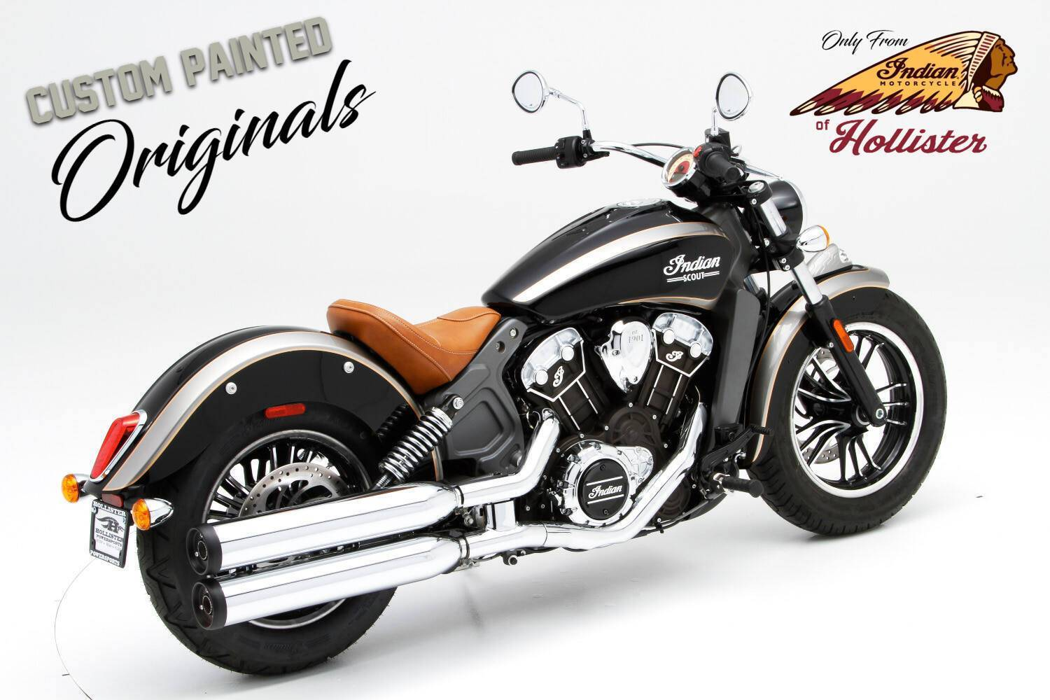 2021 Indian Scout® ABS in Hollister, California - Photo 3