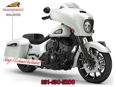 2019 Indian Chieftain Dark Horse® ABS in Hollister, California - Photo 1