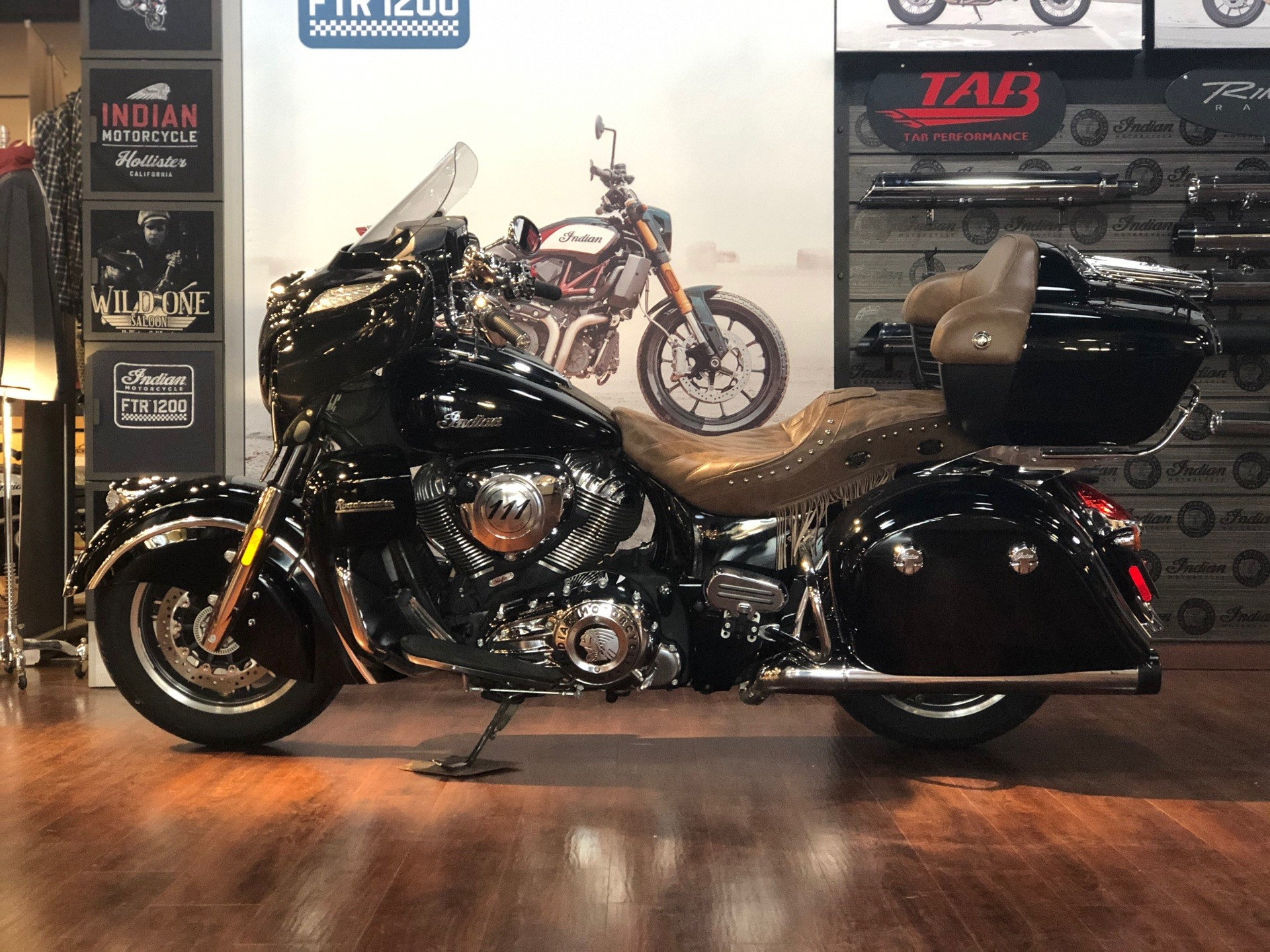 2017 Indian Roadmaster® in Hollister, California - Photo 1