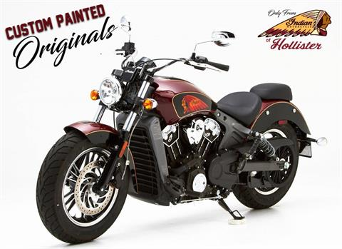 2021 Indian Scout® ABS in Hollister, California - Photo 6