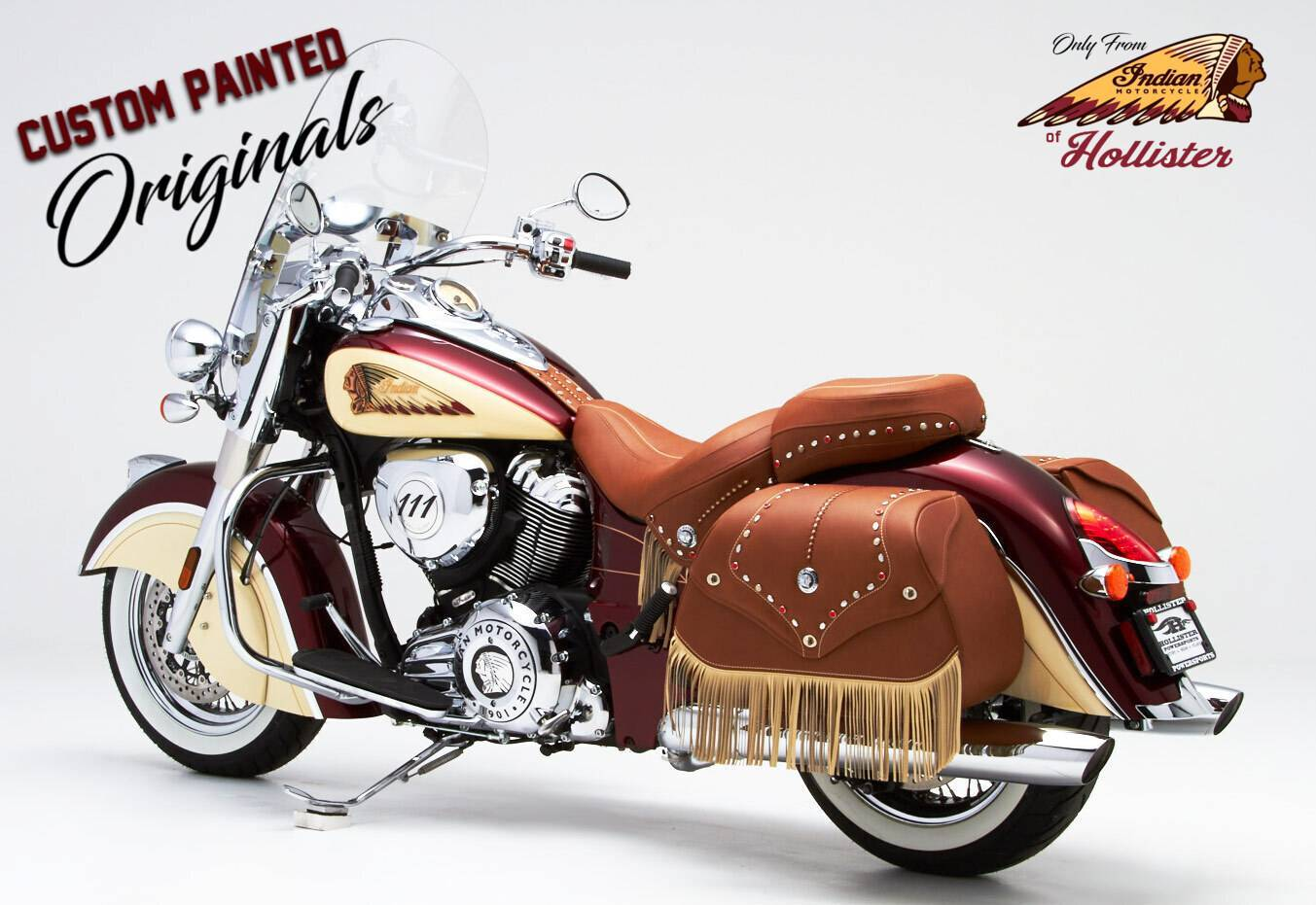 2021 Indian Vintage in Hollister, California - Photo 7