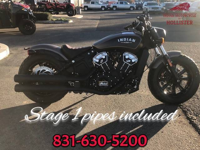 2019 Indian Scout Bobber ABS for sale 24305