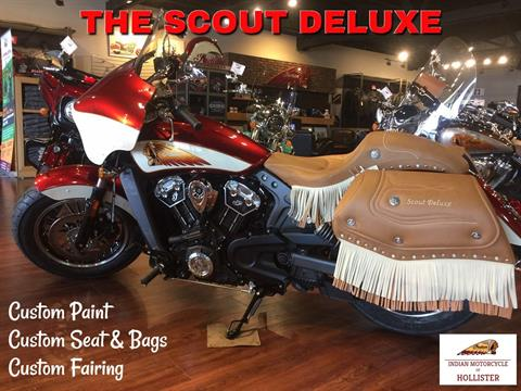 2019 Indian Scout® ABS in Hollister, California - Photo 1