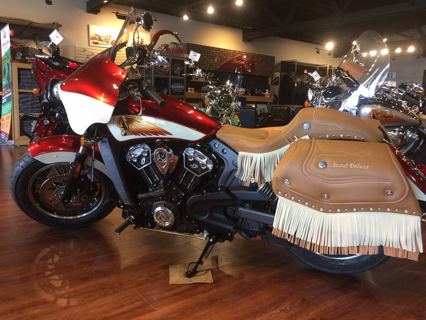 2019 Indian Scout® ABS in Hollister, California - Photo 6