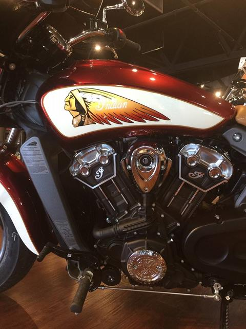 2019 Indian Scout® ABS in Hollister, California - Photo 2