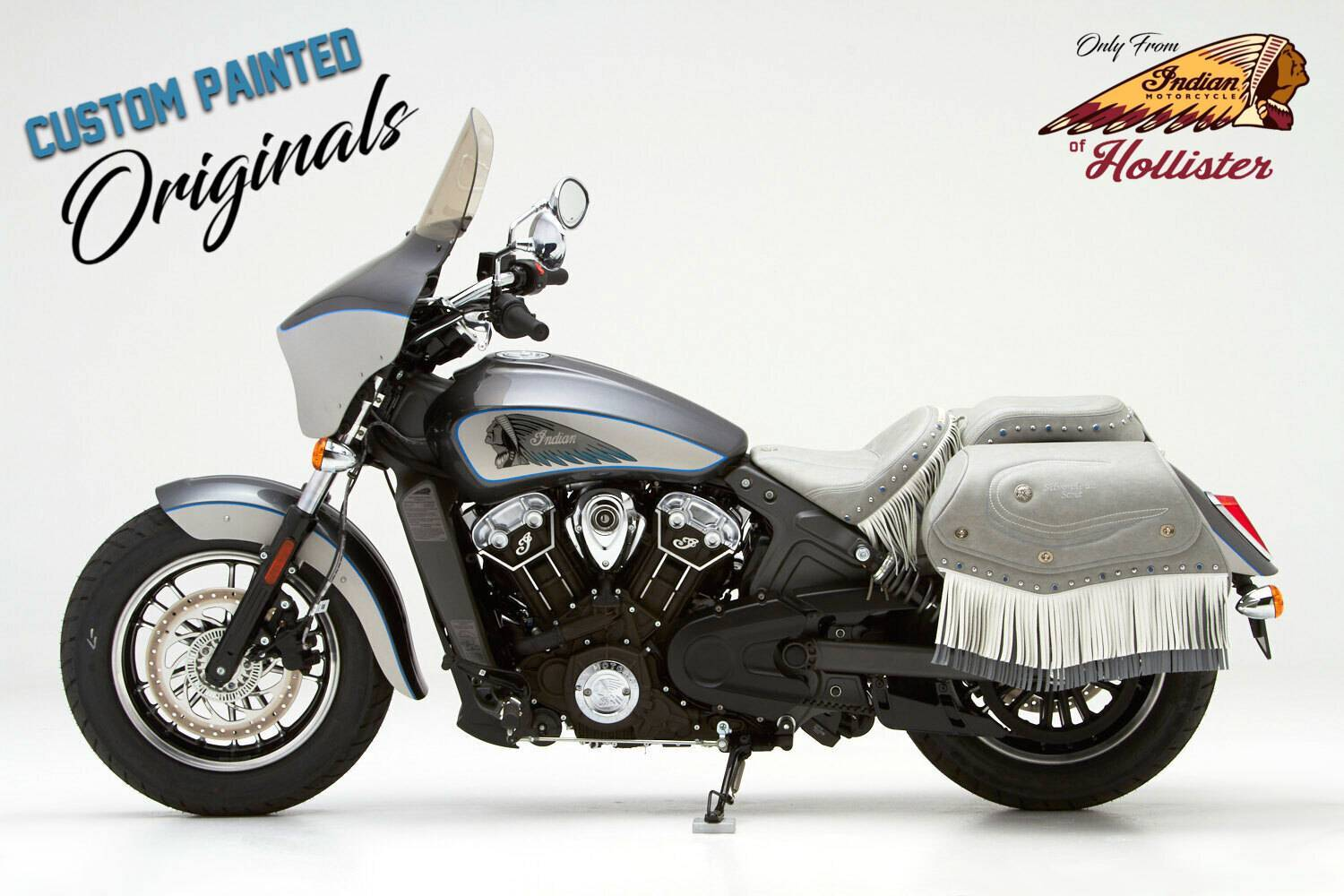 2021 Indian Scout® ABS in Hollister, California - Photo 1