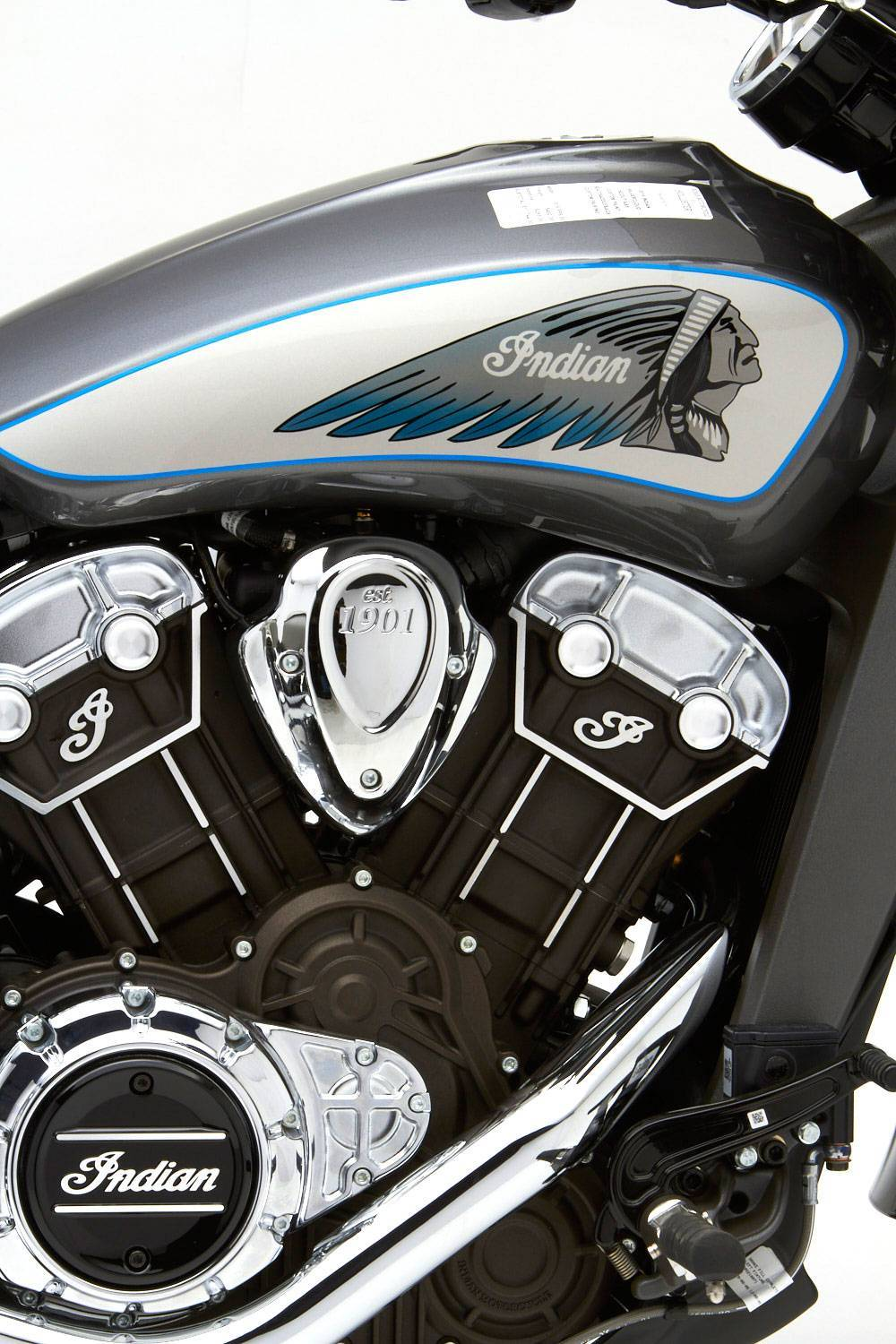 2021 Indian Scout® ABS in Hollister, California - Photo 17