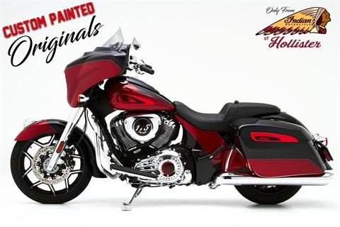 2020 Indian Chieftain® Elite in Hollister, California - Photo 1