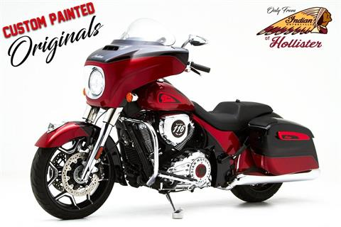 2020 Indian Chieftain® Elite in Hollister, California - Photo 3