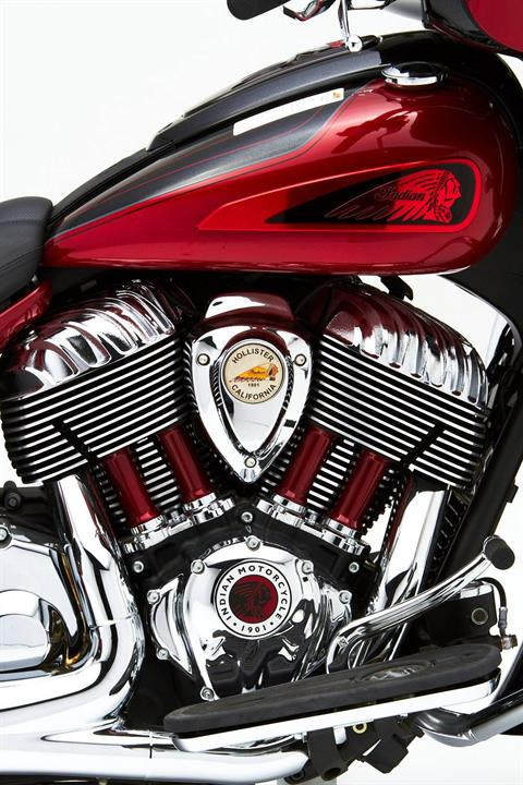 2020 Indian Chieftain® Elite in Hollister, California - Photo 12