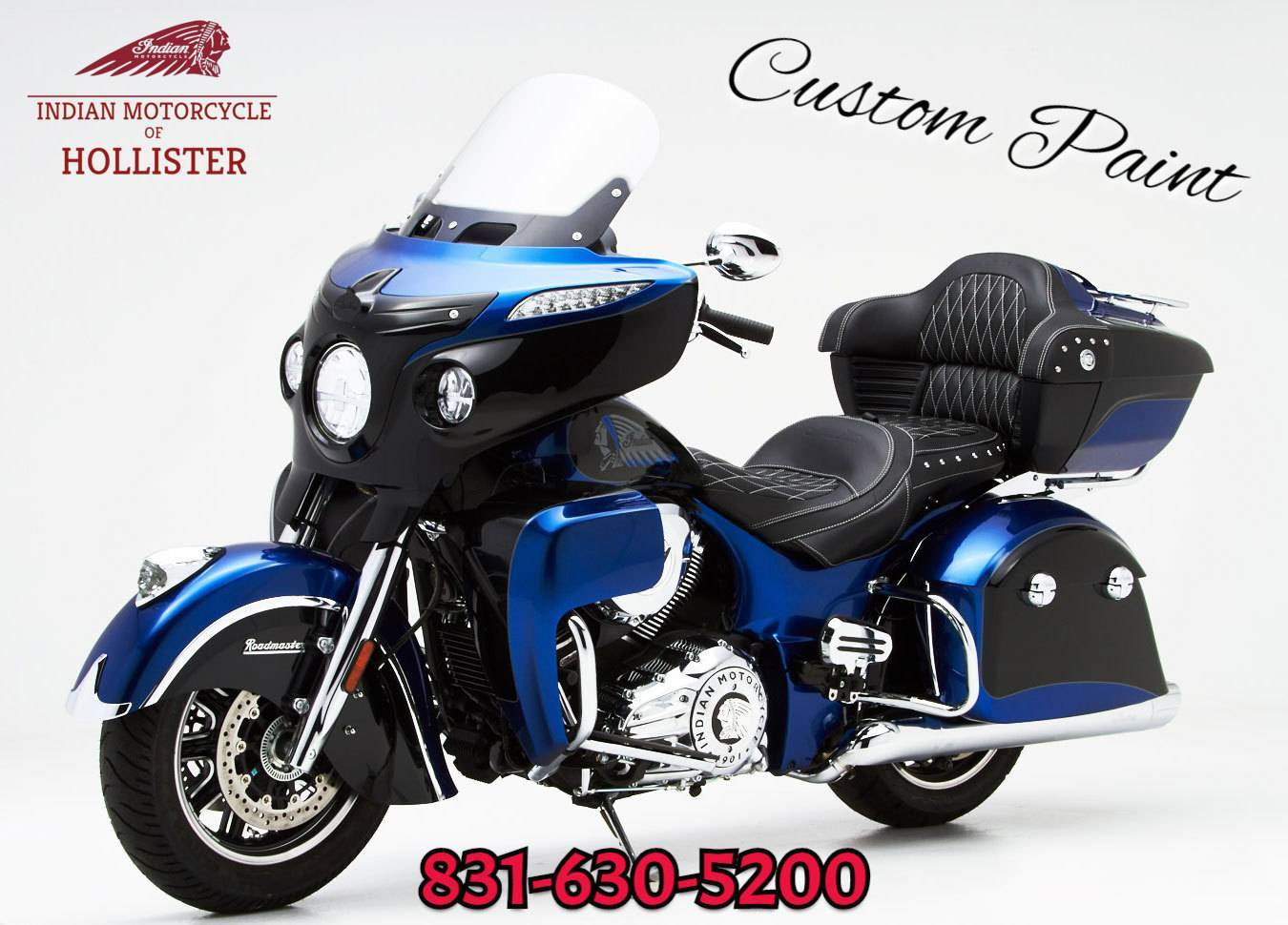 2019 Indian Roadmaster® ABS in Hollister, California - Photo 1