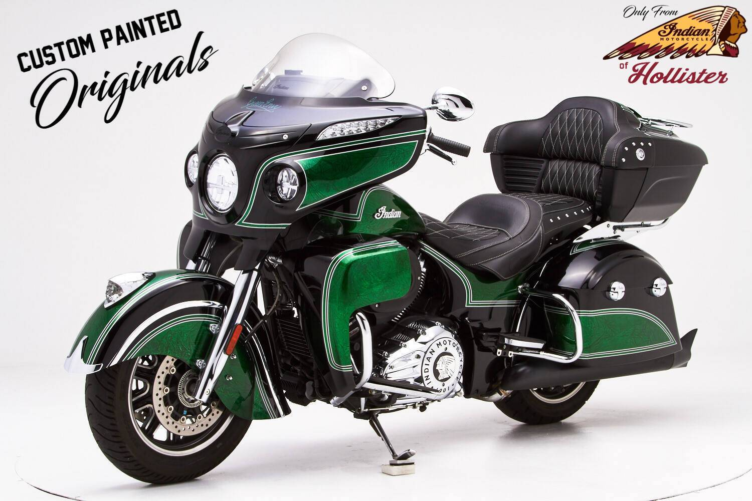 2020 Indian Roadmaster® in Hollister, California - Photo 2