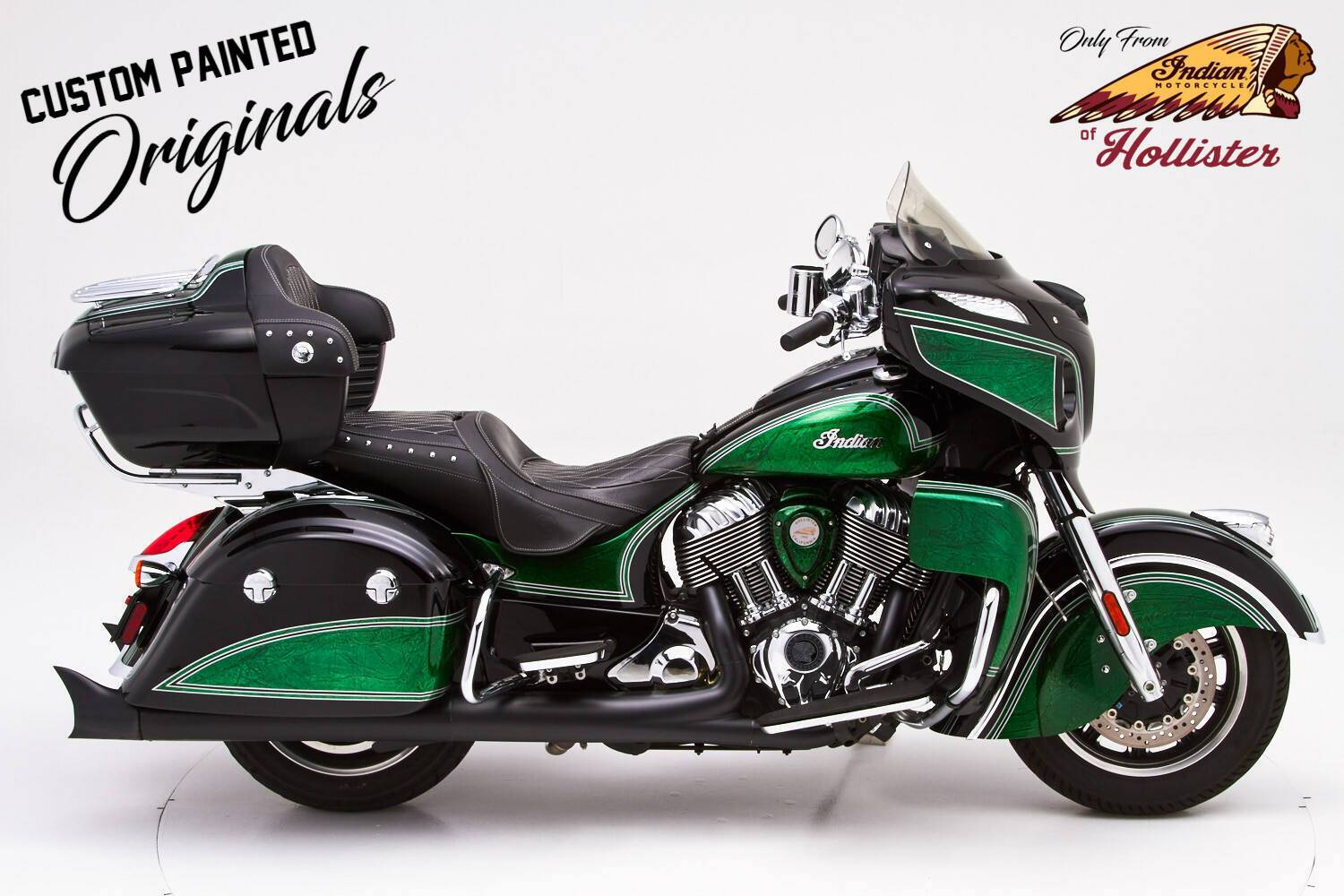 2020 Indian Roadmaster® in Hollister, California - Photo 3