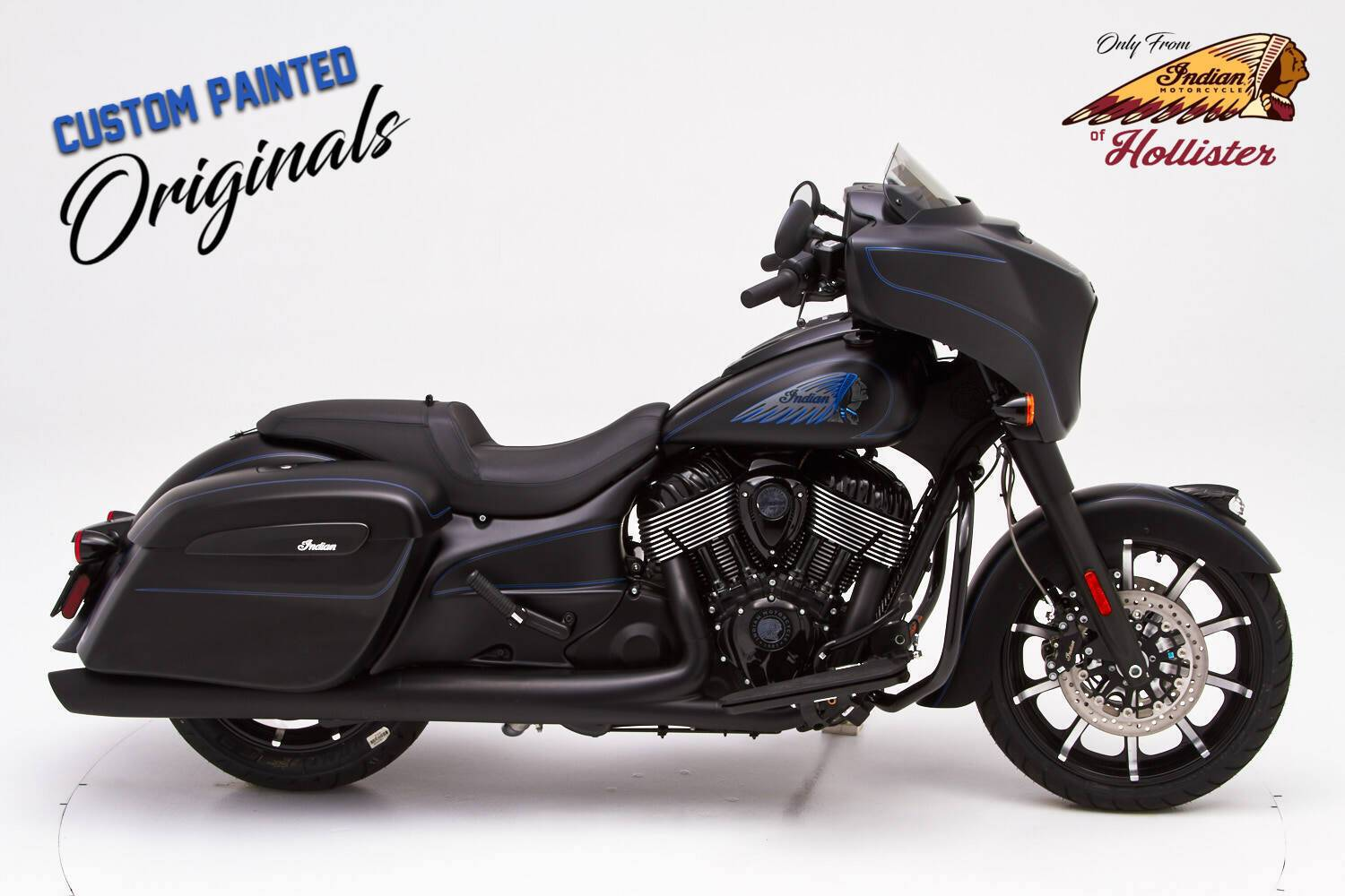 2020 Indian Chieftain® Dark Horse® in Hollister, California - Photo 6