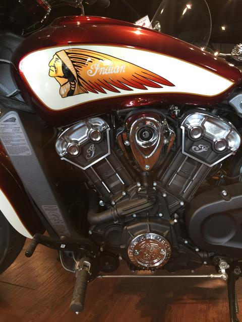 2020 Indian Scout® ABS in Hollister, California - Photo 21