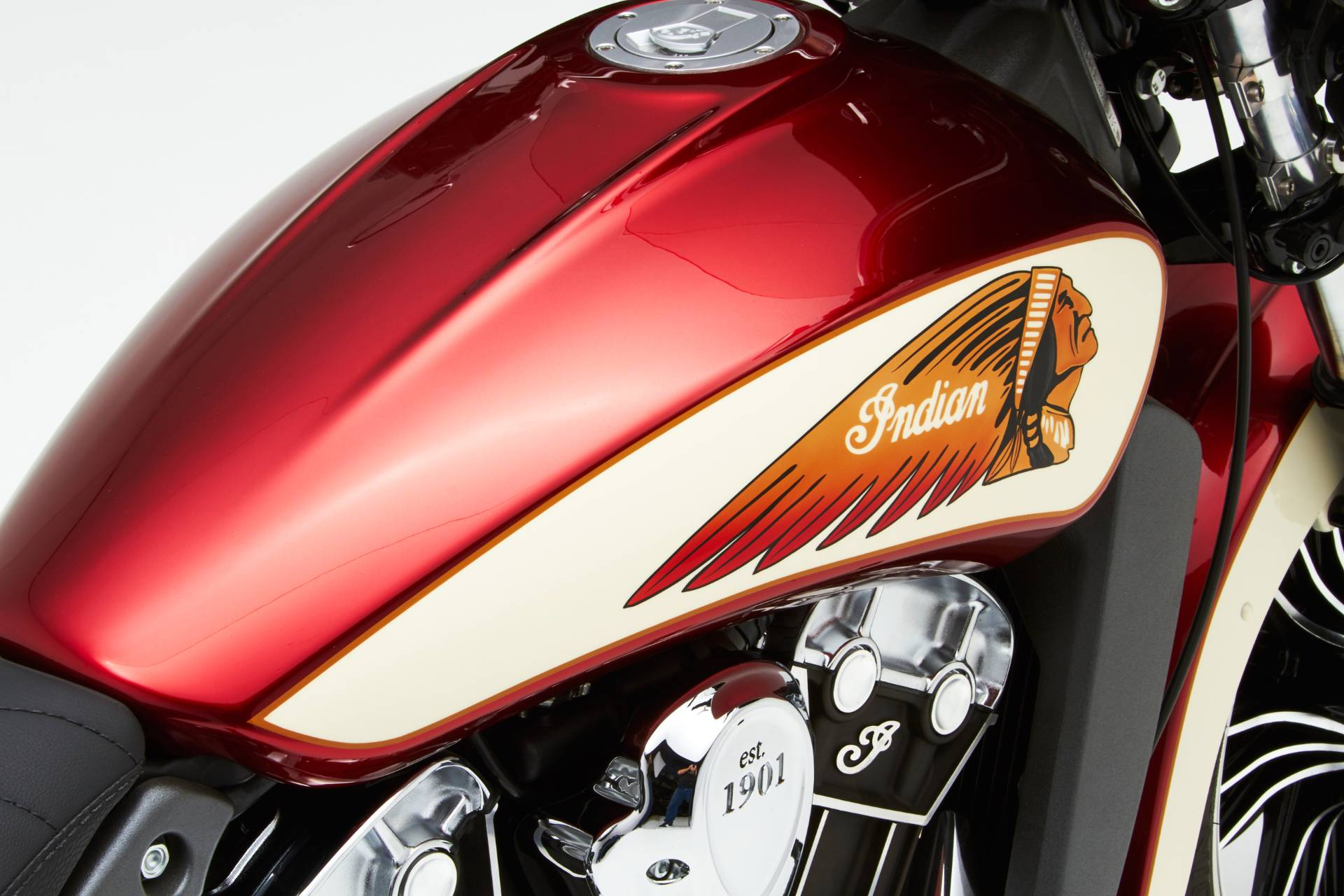 2020 Indian Scout® ABS in Hollister, California - Photo 13