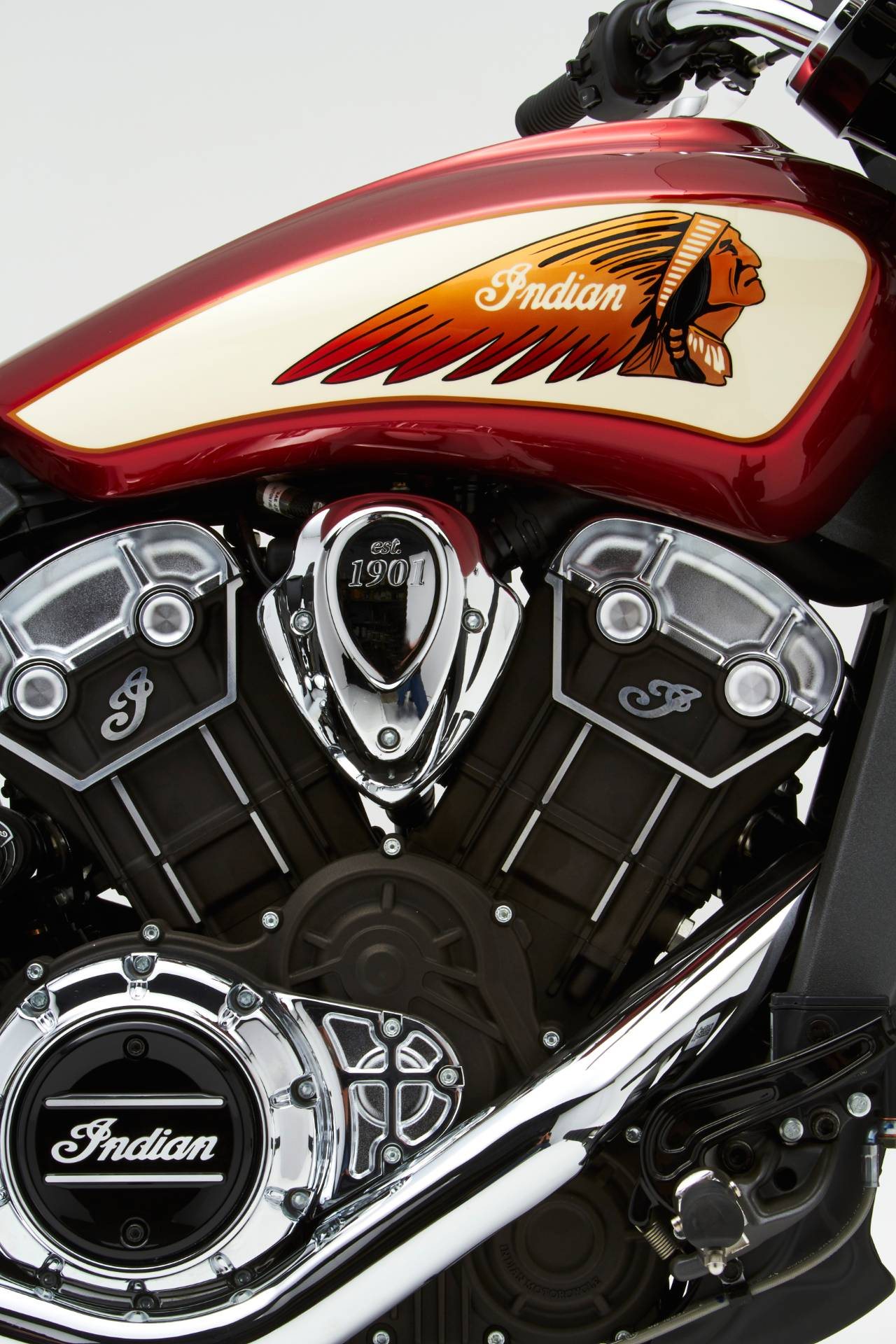 2020 Indian Scout® ABS in Hollister, California - Photo 12